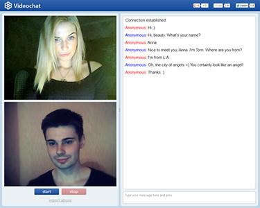 случайные знакомства веб камера по всему миру
